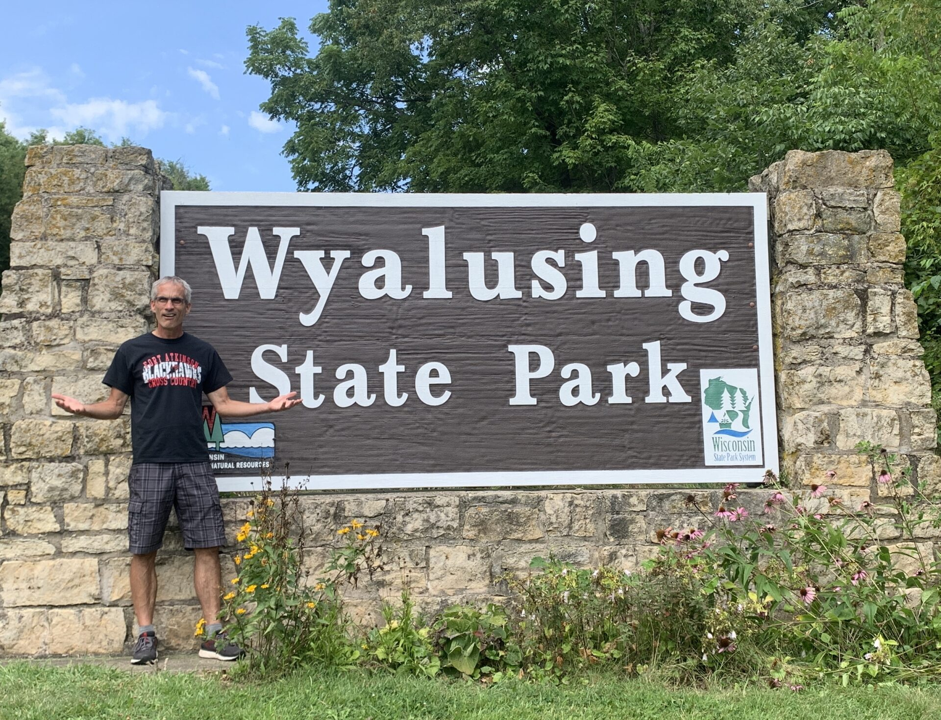 Wyalusing Without the Team